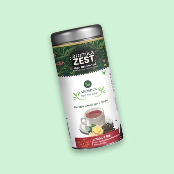 aromica zest tea- immune boosting tea
